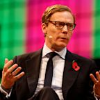 Former boss of Cambridge Analytica banned from being company director over 'shady political services'
