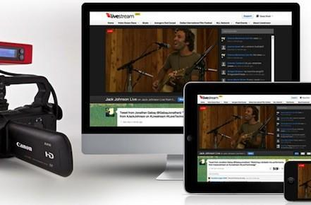 Livestream Broadcaster pre-orders available now, shipping at the end of May for $495