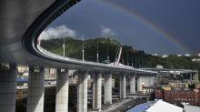 Victims 'shining like stars' as Italy inaugurates new Genoa bridge