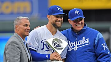 A 2015 Royals hero set to finish career in K.C.
