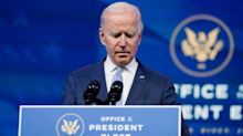 Biden: Trump Should Call For End To 'Insurrection'