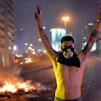 Hundreds wounded in Lebanon anti-government protests as police are accused of 'brutal use of force'