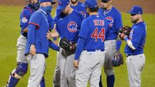 Cubs, Marlins set to meet after bumpy paths to postseason