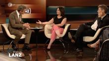 Streit in Talkshow: Lanz und Baerbock im Zwist