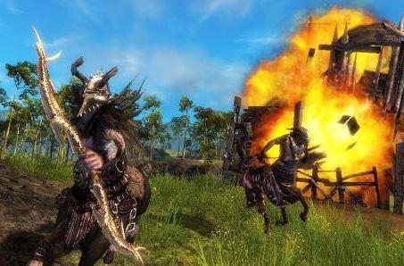 Queue no more thanks to Guild Wars 2's overflow servers