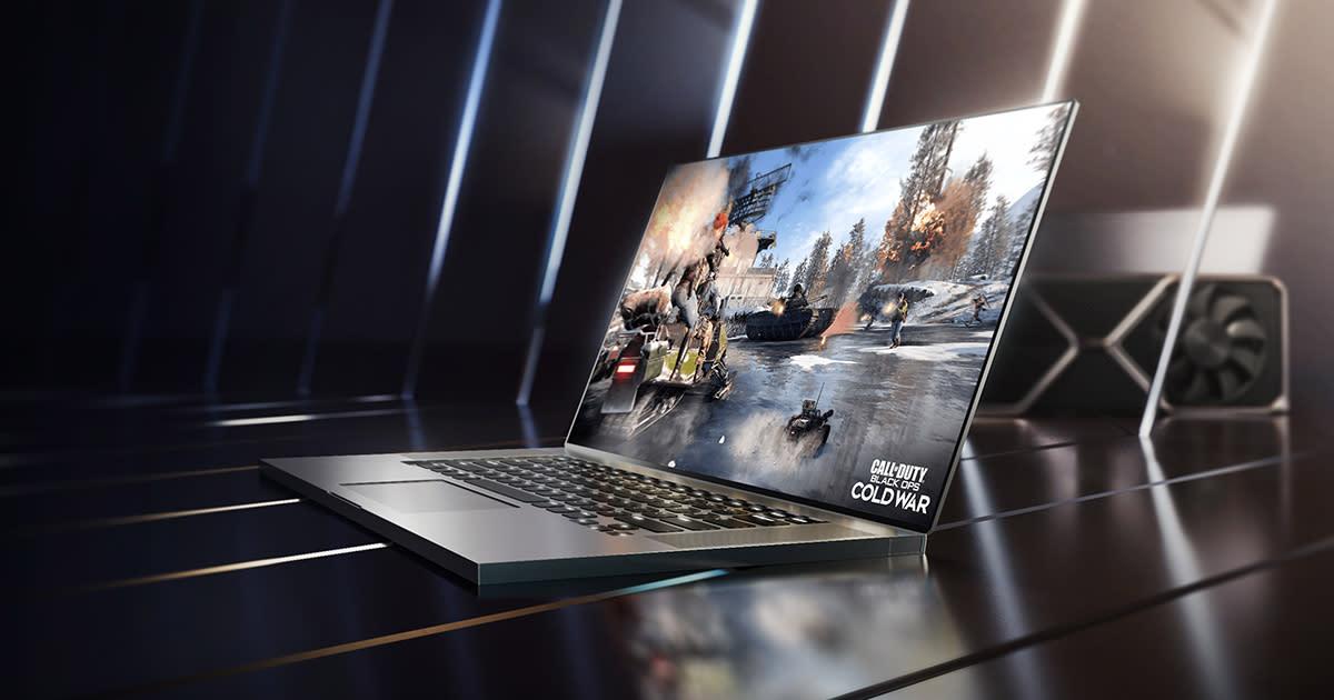 NVIDIA RTX 3050 gaming laptops