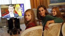La princesa Leonor y el enfado con su madre, la Reina Letizia, por un concierto de Alfred