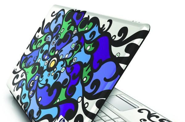 HP introduces cheaper dv2, dv3, and dv6 laptops, fantastically ugly dv6 Artist Edition