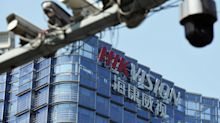 U.S. tech companies prop up China's surveillance: WSJ