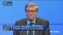 Bill Gates: Certainly stocks are expensive but look at ra...