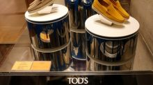 Tod's takes a tumble after sales fall