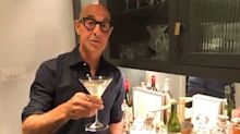 Stanley Tucci reveals perfect recipes to make at home after viral Negroni cocktail masterclass