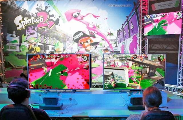 Frustration over 'Splatoon 2' cheating leads to leaderboard hack