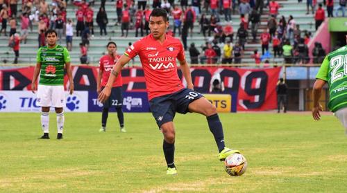Cardozo, el único boliviano que sabe de semifinales