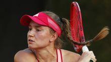 Rybakina reaches fifth WTA Tour final of the year