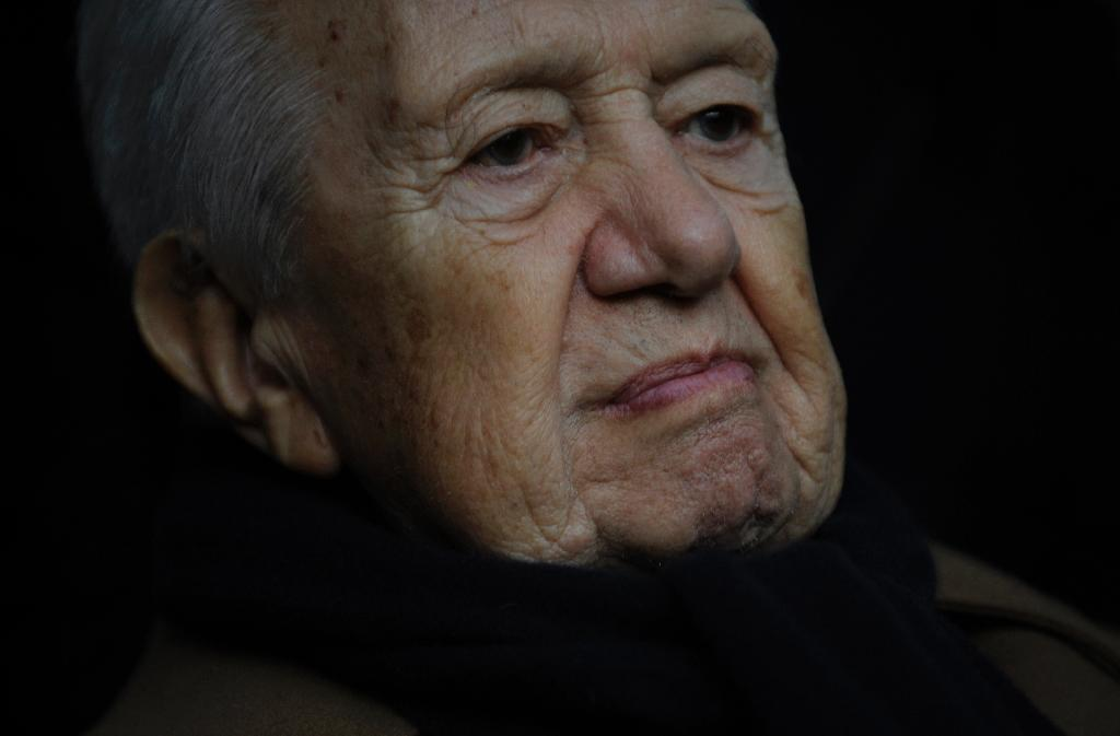 The founder of Portugal's Socialist party, Mario Soares spent decades in politics (AFP Photo/Miguel Riopa)