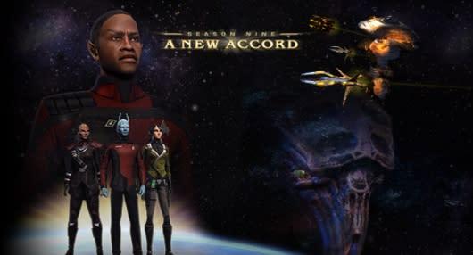 Star Trek Online launches Season 9: A New Accord