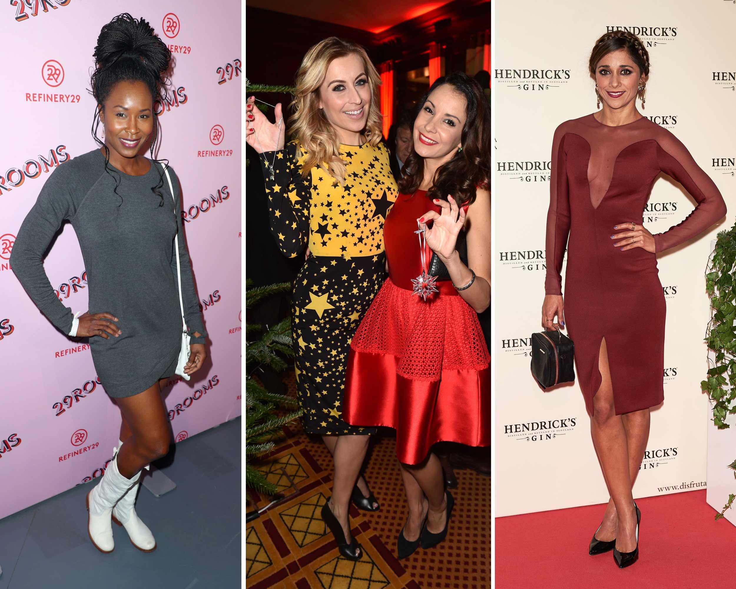 Von schlicht bis glamourös: Die schönsten Outfits für die ...