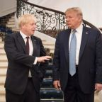 Trump news – live: US president meets Boris Johnson at G7 summit as he says prime minister is 'right man' to deliver Brexit