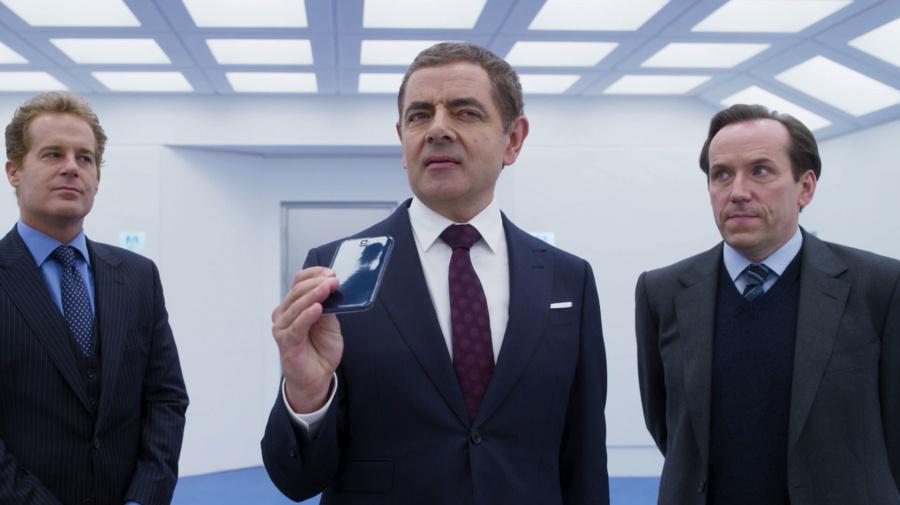 'Johnny English Strikes Again': Rowan Atkinson stars in exclusive sneak peek
