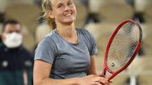 Roland-Garros (F) - Fiona Ferro, après son succès au deuxième tour de Roland-Garros: «Ma plus belle victoire»
