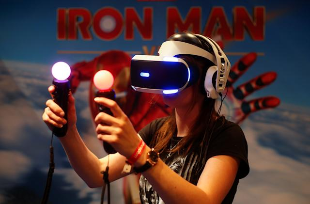 Sony is working on a new PlayStation VR headset for PS5