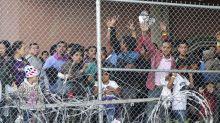 U.S. migrant crisis: Scenes from the border