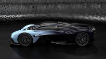地上最快量產車-Aston Martin 釋出 Valkyrie Hypercar 最新官方圖片