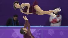 Popular Skating Duo Pulls Off Historic Move At Winter Olympics