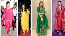 10 vibrant salwaar suits that are perfect for the shaadi season