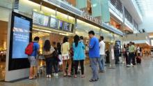 Changi Airport passenger traffic up 8.1% to 5.16m in October