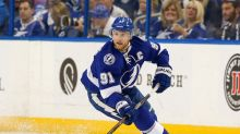 Steven Stamkos out indefinitely with lateral meniscus tear