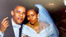 """""""Hubo momentos en los que quise lanzara Barack por la ventana"""": los consejos de pareja de Michelle Obama"""