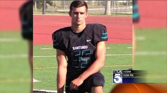 High School Football Player in Critical Condition Mouths `I Love You`