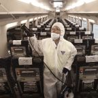 China building hospital to treat coronavirus as lockdowns expanded