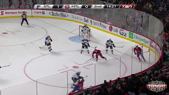 St. Louis Blues at Montreal Canadiens - 11/05/2013