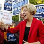 Warren faces attacks from Democratic opponents during debate