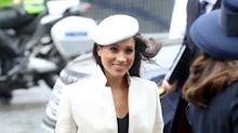 Meghan Markle's beret has a sweet Princess Diana connection