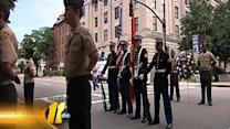Memorial Day marked at Capitol