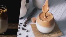 韓國人氣「400 次咖啡」!自家製無難度,做法簡單讓人愛上的綿密焦糖奶泡咖啡