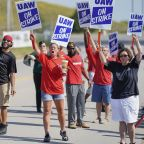 Nearly 50k UAW workers go on strike against GM