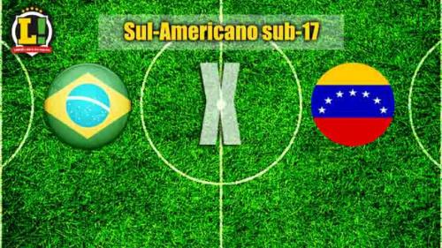Brasil reencontra Venezuela após tropeço no Sul-Americano sub-17