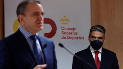 """Franco: """"Si Laporte nos puede ayudar a conseguir la Eurocopa, mejor"""""""