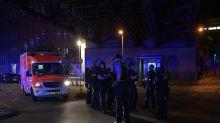 Polizei und Feuerwehr: Streit am Gleisdreieck eskaliert - Mann niedergestochen