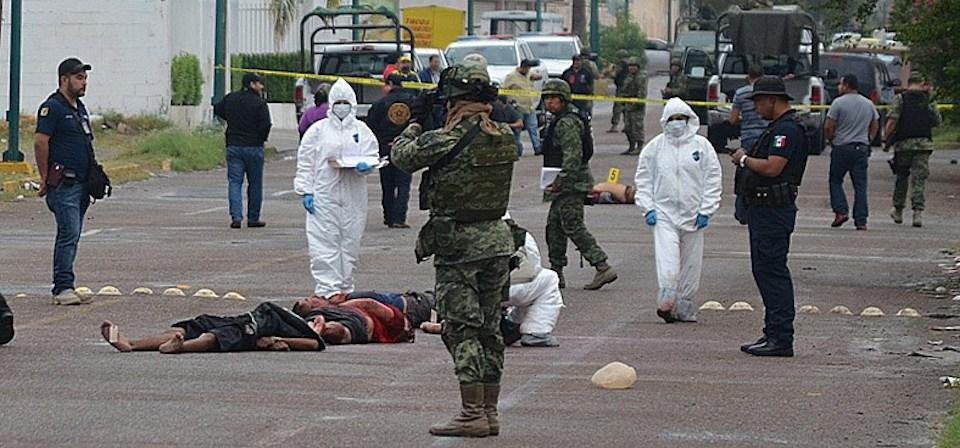 mexican drug war essays In 2016, the drug wars in mexico claimed between 21,000 and 23,000 lives that's back to the peak levels of 2010 to 2012, when up to 23,000 people died each year in drug-related homicides between 2007 and 2017, a total of 177,000 people were murdered—but that may actually under-count.