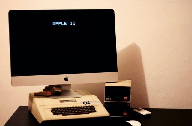 The iMac II