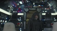 Luke Skywalker is reunited with the Millennium Falcon in latest 'Star Wars: The Last Jedi' spot