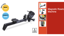 Aldi's flogging $199 exercise machines today only