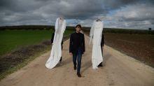 Nicolás Montenegro, el diseñador español que ha llevado la alta costura a su pueblo natal