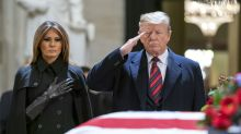 It's OK to celebrate a president's life. What will we make of Trump's?